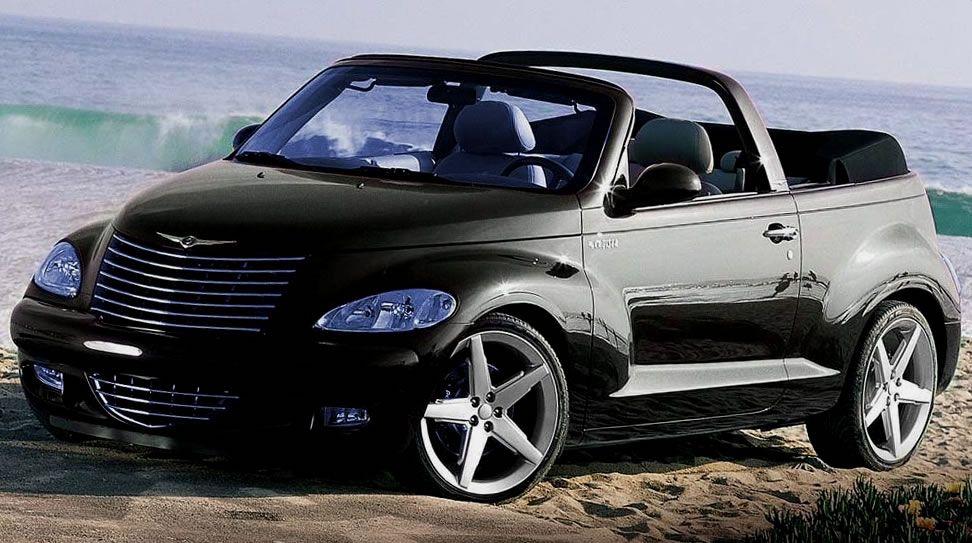 Chrysler Pt Cruiser The Chrysler Pt Cruiser Is A Retro Styled