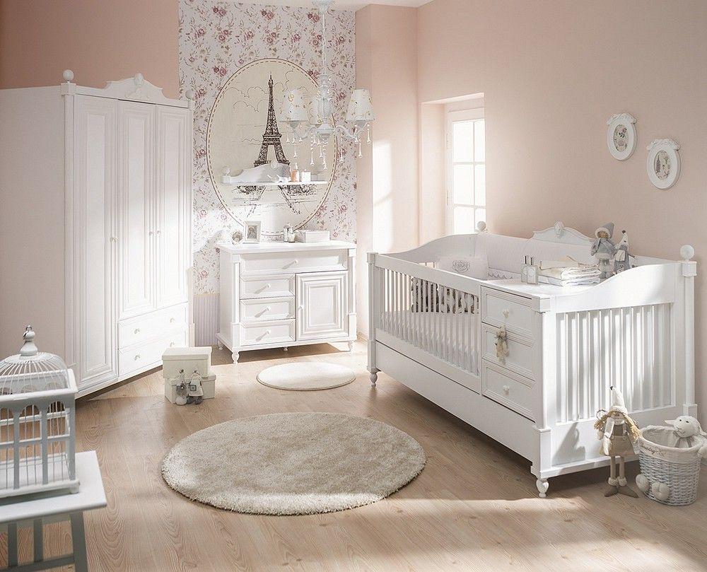 Гарнитур для детской Angel Baby белый - купить в интернет магазине Мебелион.ру. Гарнитур для детской Angel Baby белый  по низким ценам с доставкой по Москве и России! Мебелион.ру