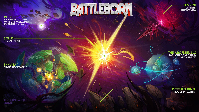 Battleborn For Every Kind of Badass (E3 2015 Trailer