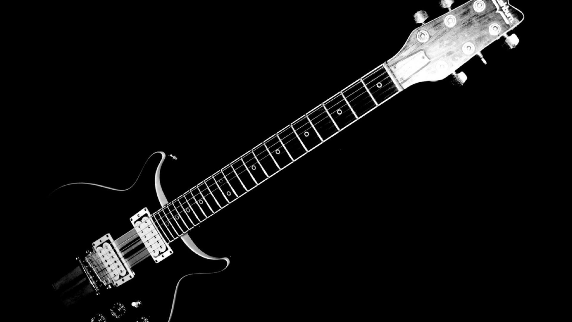 Hd wallpaper with black background - Guitar Wallpapers From Gch Guitar Academy