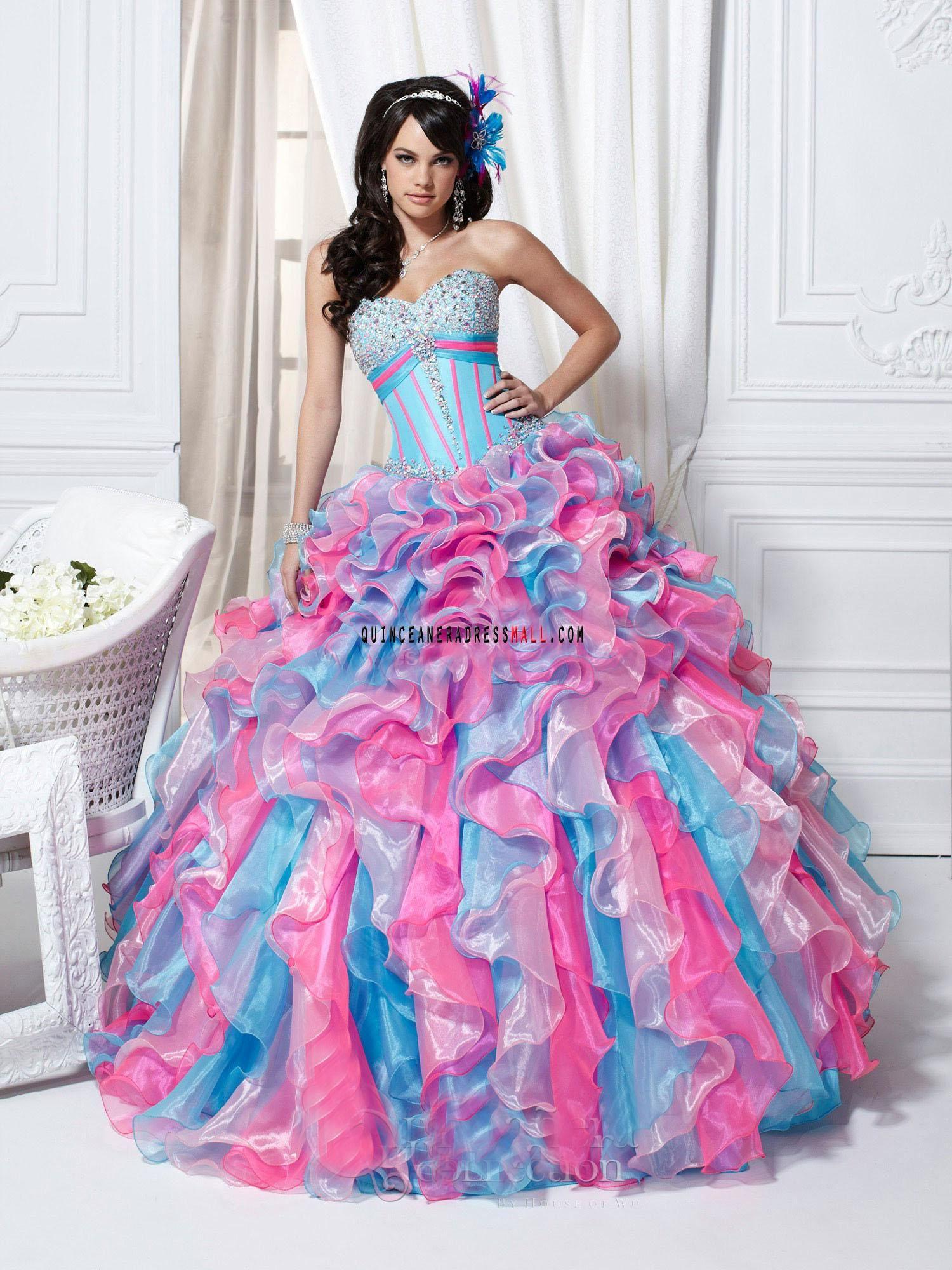 detachable quinceanera dresses blue and purple | ... Detachable ...