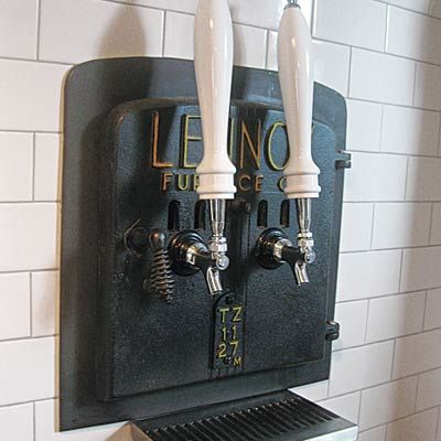 Every Home Bar Needs A Kegerator There Are Many Approaches To