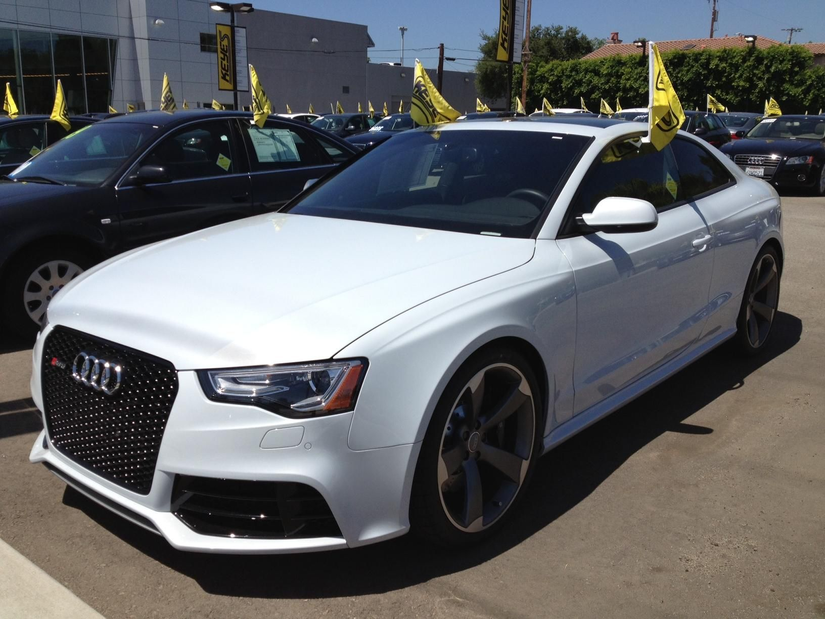 This Pre Owned Rare Audi RS5 Needs A New Home! Whou0027s Interested? Www