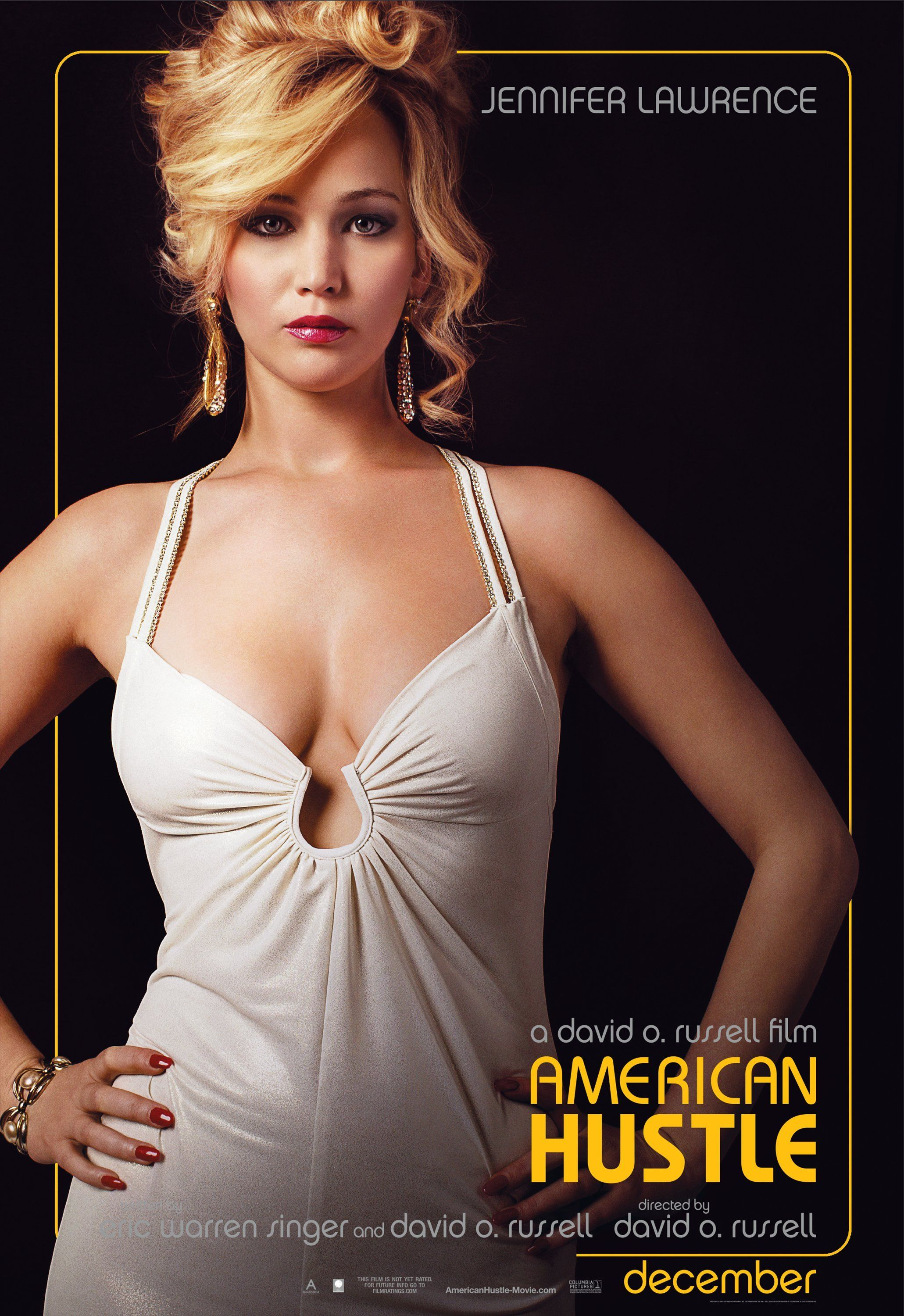 Amy Adams American Hustle Nude exclusive 'american hustle' posters highlight cast's vintage