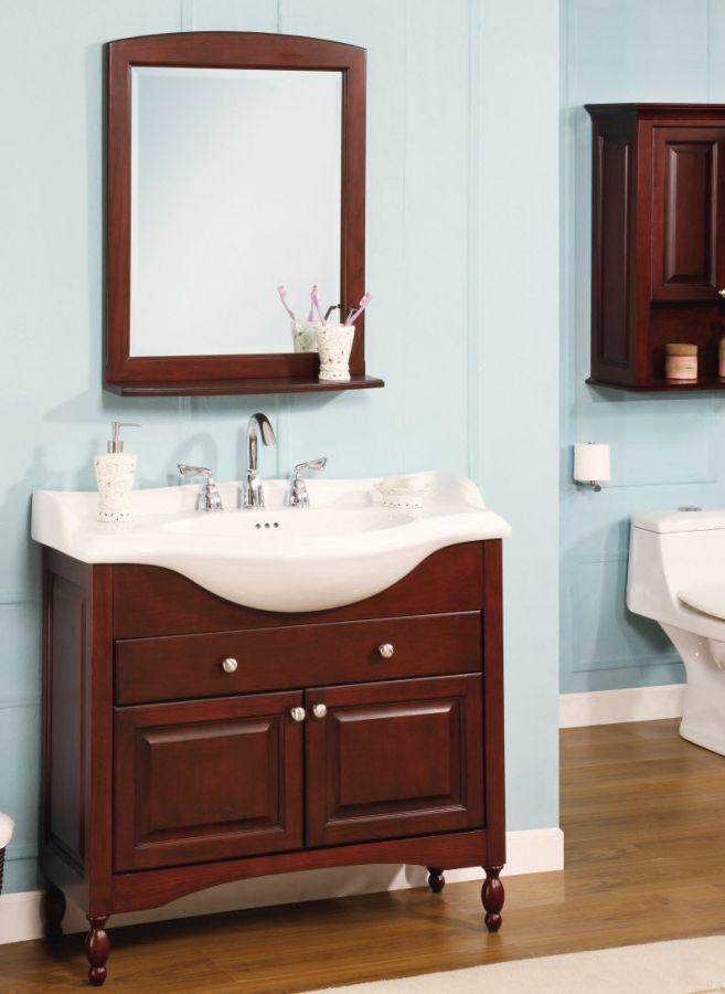 Narrow Depth Bathroom Vanity Canada
