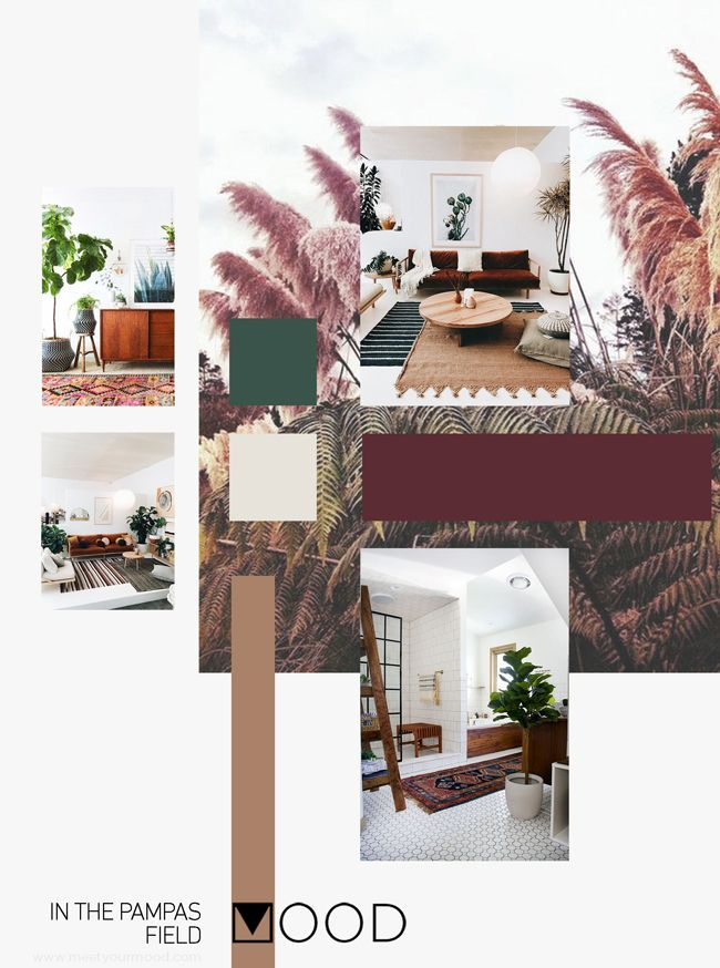 Every creative story starts from research and the creation of a concept. A mood board is the visual way to communicate to an audience the ideas, the feelings of the final product. In a mood board you will have an idea about colours, textures, prints, materials, it's a journey in the brainstorm.