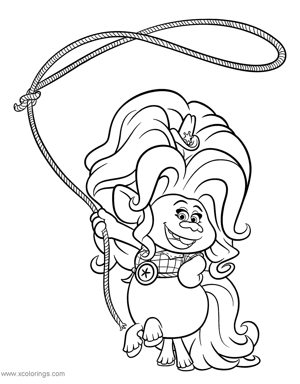Trolls World Tour Delta Dawn Coloring Pages Poppy Coloring Page Coloring Pages Fall Coloring Pages