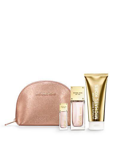 Michael Kors Glam Jasmine Jet Set Michael Kors Jet Set Cosmetic Bag