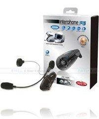 Interphone F5 XT Bluetooth kommunikation - 1 stk.