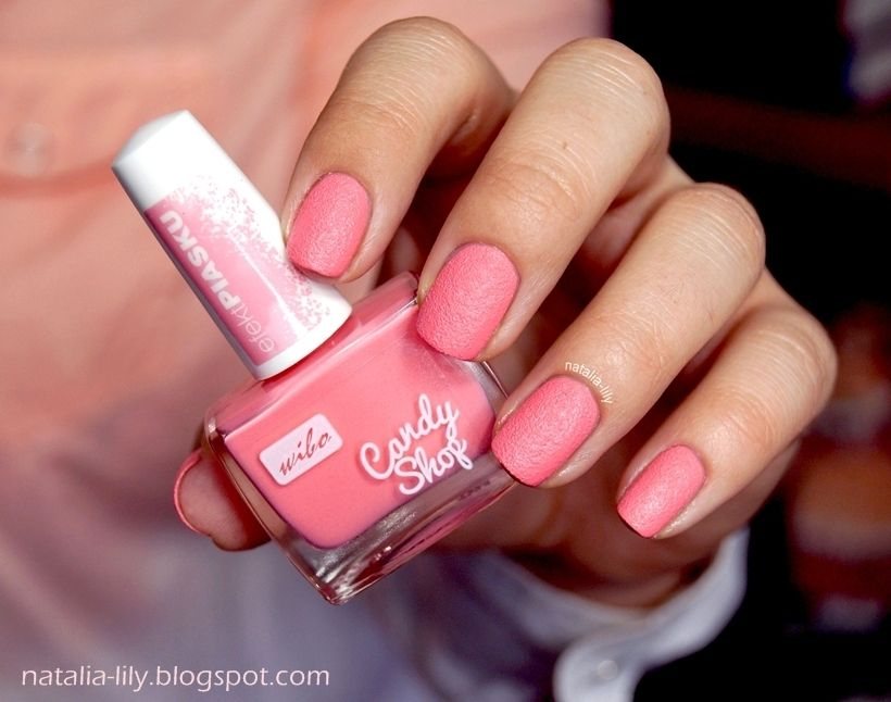 natalia-lily: Beauty Blog: WIBO Candy Shop nr 1 Efekt piasku