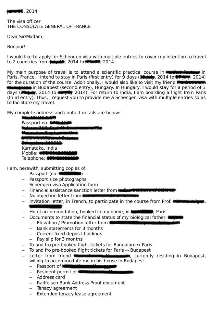 Example Of A Covering Letter Example Of Covering Letter For A Job