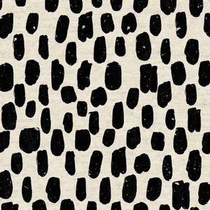 Alexia Marcelle Abegg - Printshop - Bricka in Black