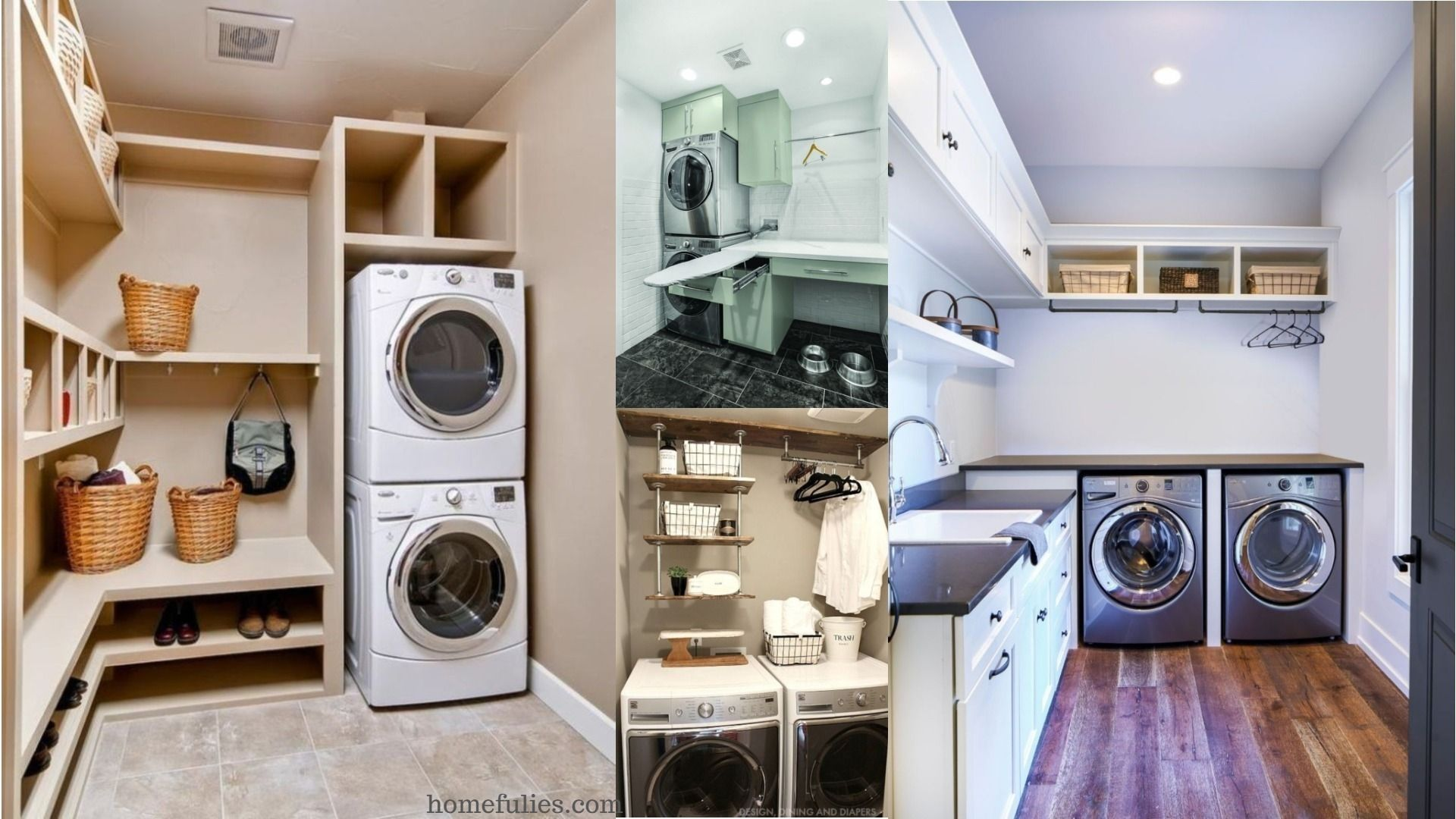 Awesome 47 Genius Laundry Room Hacks That Beyond Imagination Httphomefuliescom