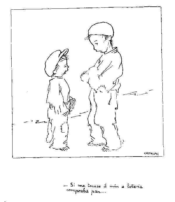 Resultado de imagen de viñetas castelao