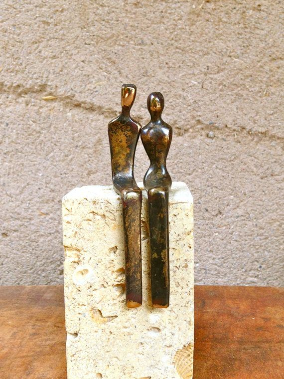 Bronze Sculpture for your 8 wedding anniversary gift for
