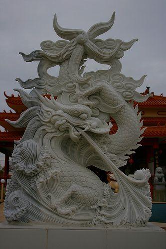 houston texas chinese dragon statues dragons chinois pinterest dragon dragon legende et. Black Bedroom Furniture Sets. Home Design Ideas
