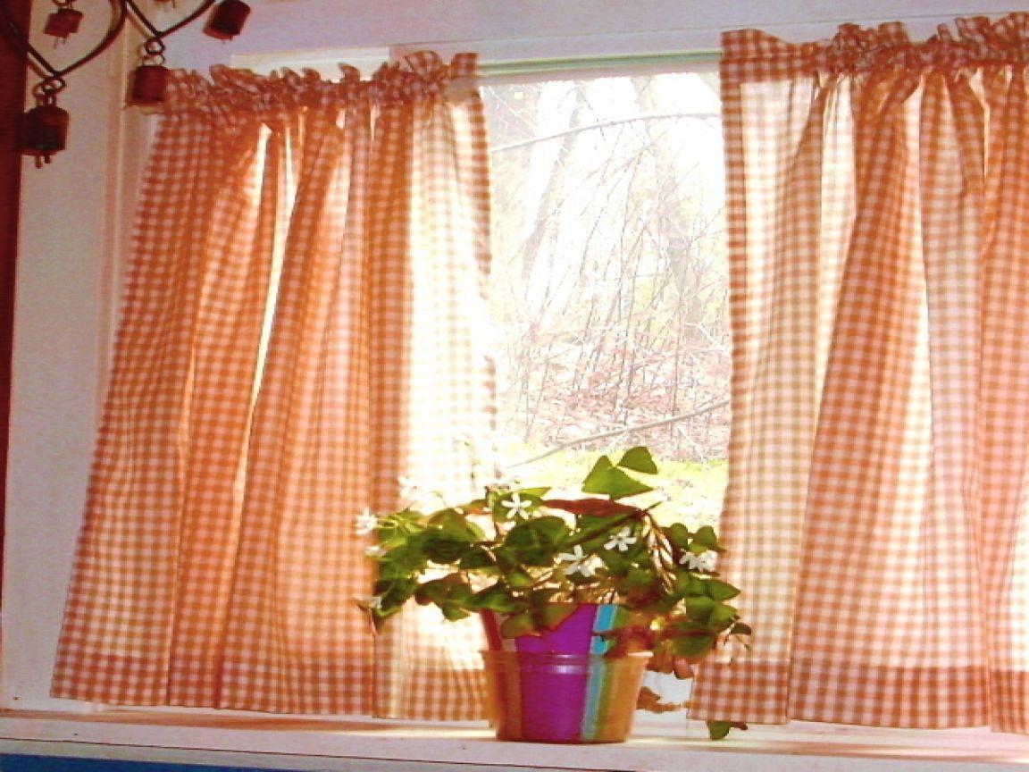 Black Out Curtain Burnt Orange Kitchen Curtains Orange Orange Kitchen Curtains Orange Curtains Orange Window Treatments