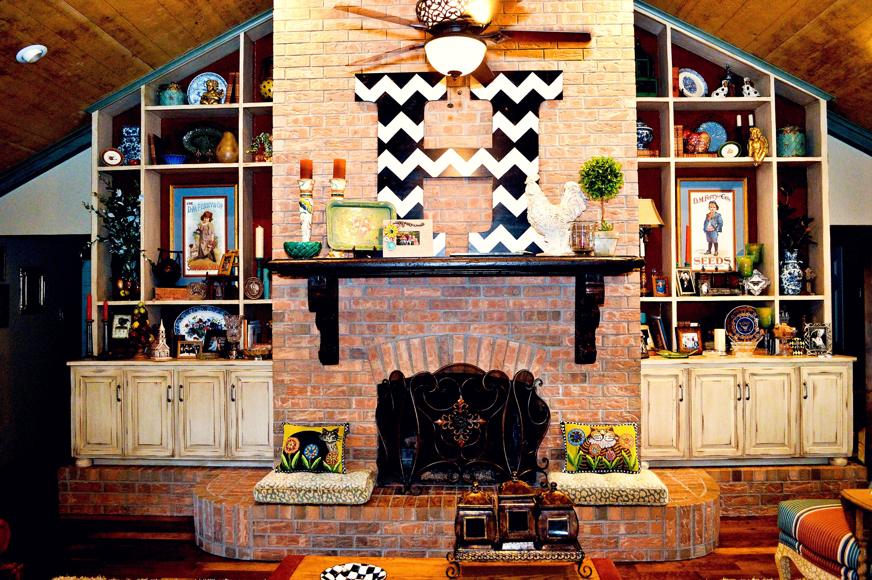 Show Me a Personalized Fall Fireplace Fall fireplace