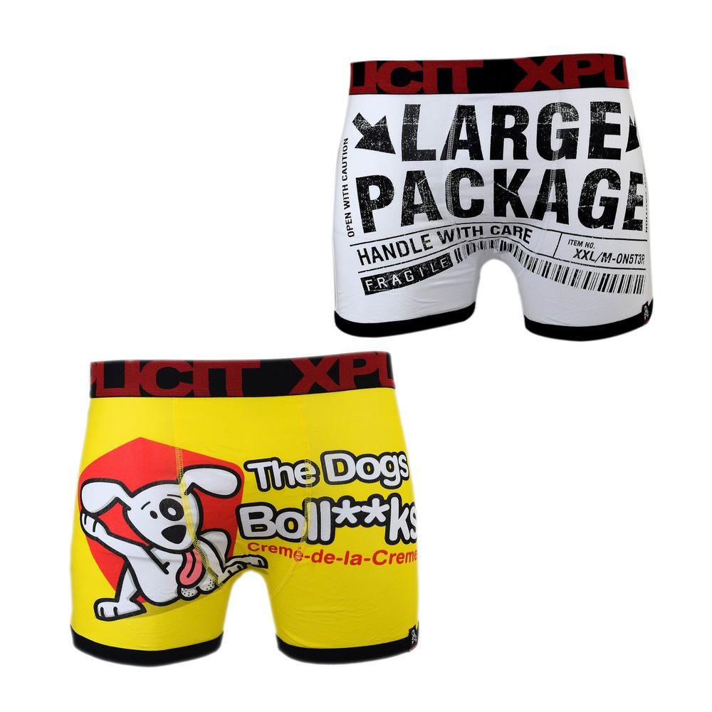 BawBags Boxer psico