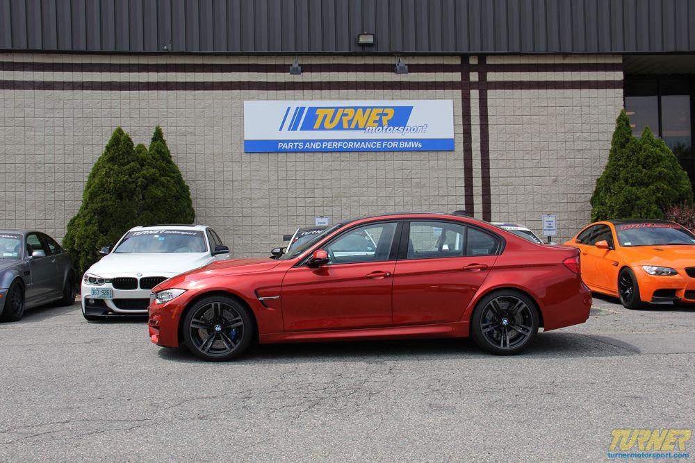 Turner Motorsports BMW F80 M3 Project Car | Motorsport ...