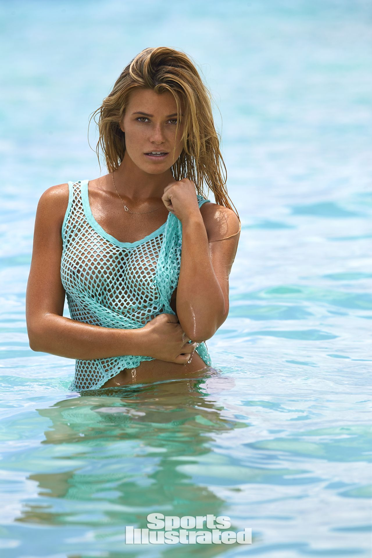 3eab6178672 Samantha Hoopes - Sports Illustrated Swimsuit Issue 2017 | Samantha ...