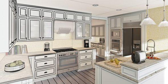 Küchenplanung tipps tricks  Küchenplanung - Schritt für Schritt von den eigenen Ideen zur ...
