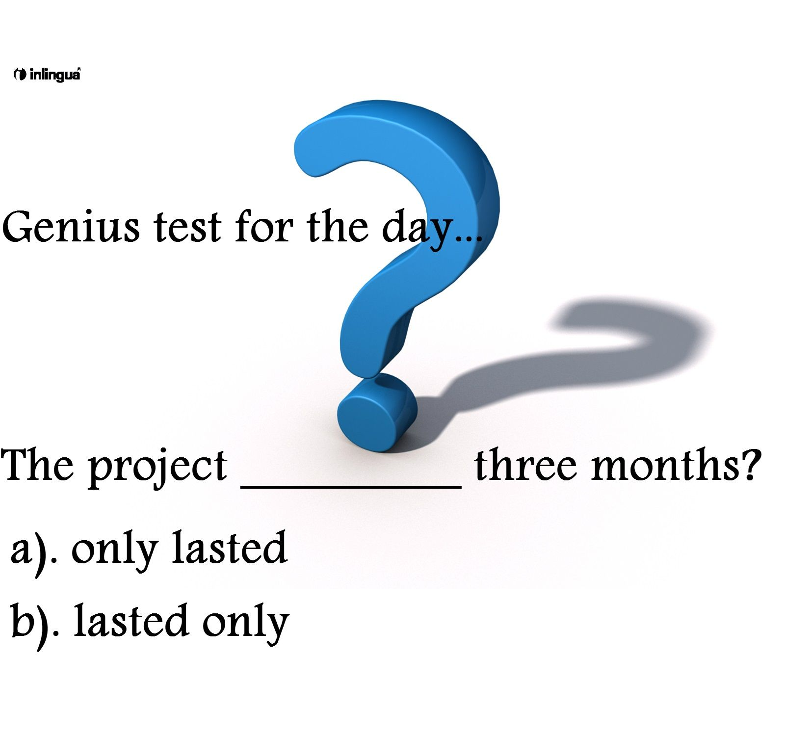 Genius test for the day. Comment your answer. #Quiz # ...
