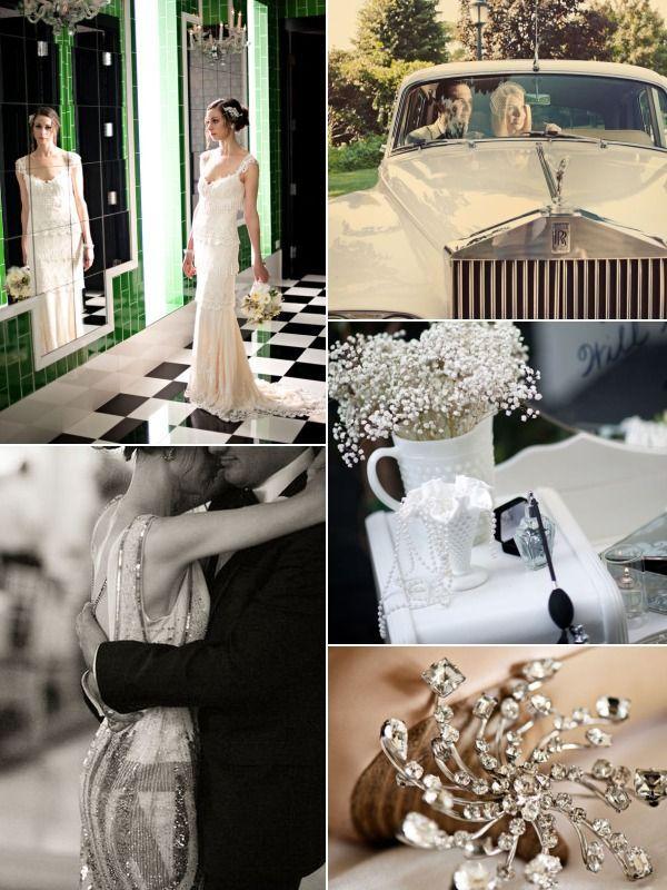 1920s Weddings Themed Weddings Aisle Ready 1920 S Theme Wedding Inspirations 1920s Wedding Theme Wedding Inspiration Wedding