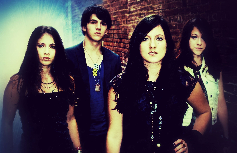 Scarlet fade pop rock band from ga top 10 billboard christian