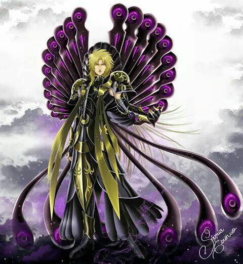 Hypnos Saint Seiya