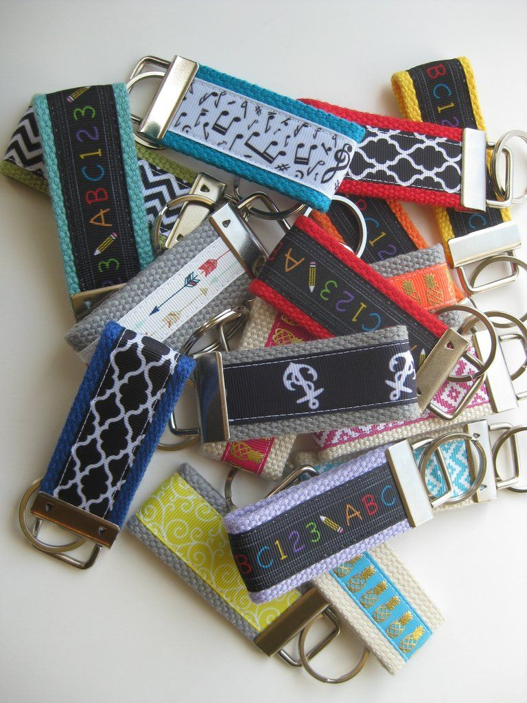 Gifts for Coworkers 10 Mini KEY FOB Coworker Gift