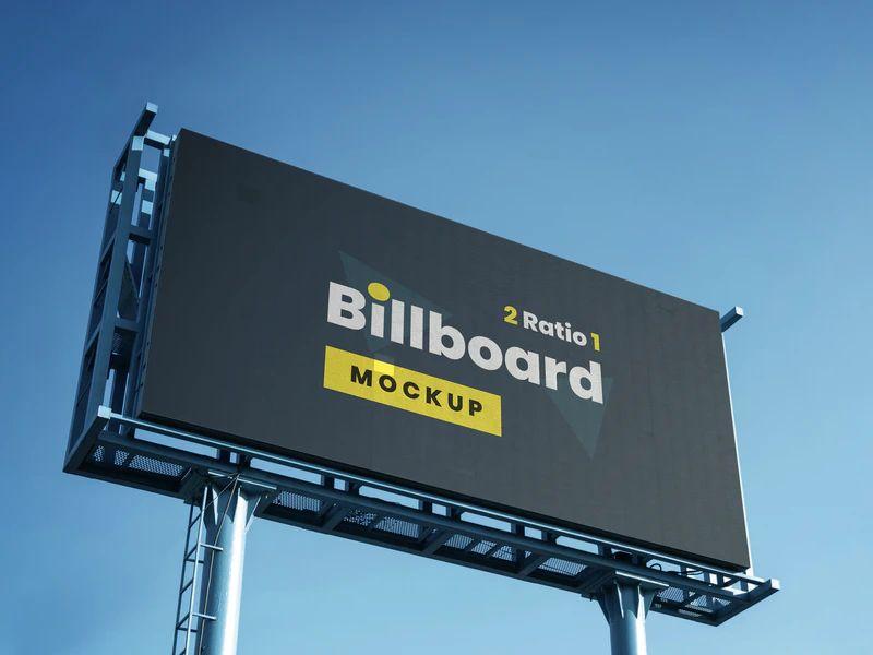 51 Brilliant Outdoor Ads That Ll Make You Stop And Notice Billboard Mockup Billboard Billboard Design