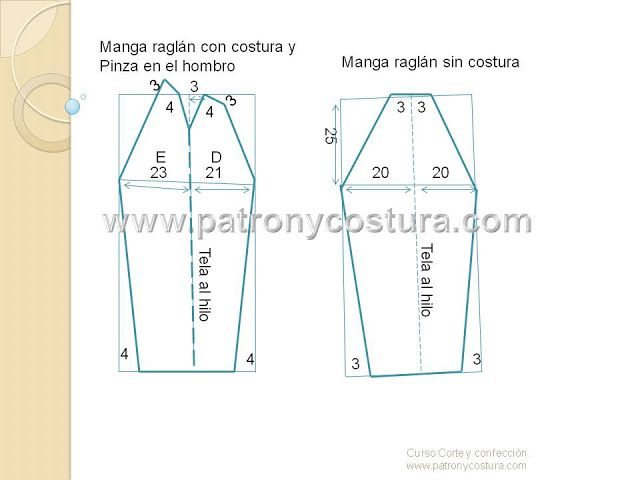manga raglán-Tema 29 | recomendacion | Pinterest | Manga raglan ...