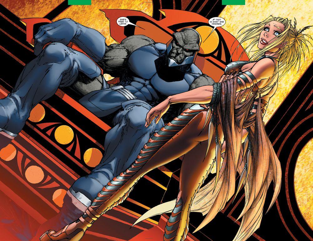 """Résultat de recherche d'images pour """"supergirl 2004 darkseid"""""""
