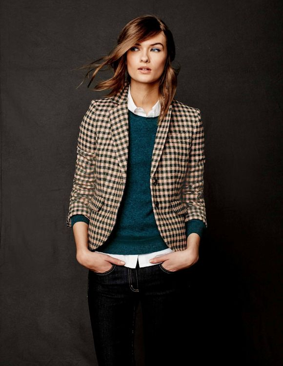 Veste tweed style anglais mode pinterest veste tweed for Boden mode england
