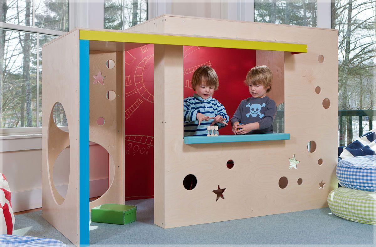 kids indoor playhouse
