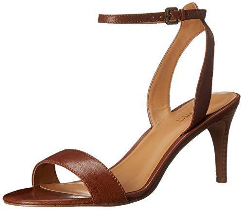 3dc96e59b642 Nine West Women s Jazz Leather Dress Sandal