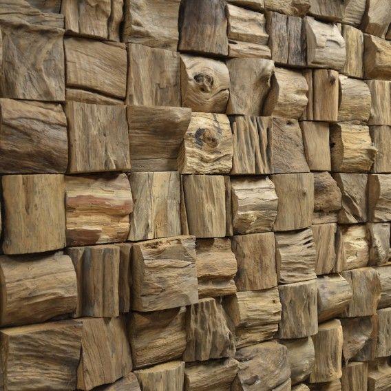 Panouri decorative 3D Tec Qubow, 10 placi 30x30cm
