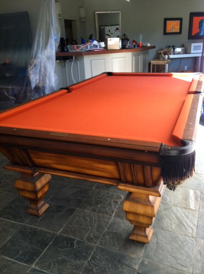 Pin On Golden West Billiard Tables