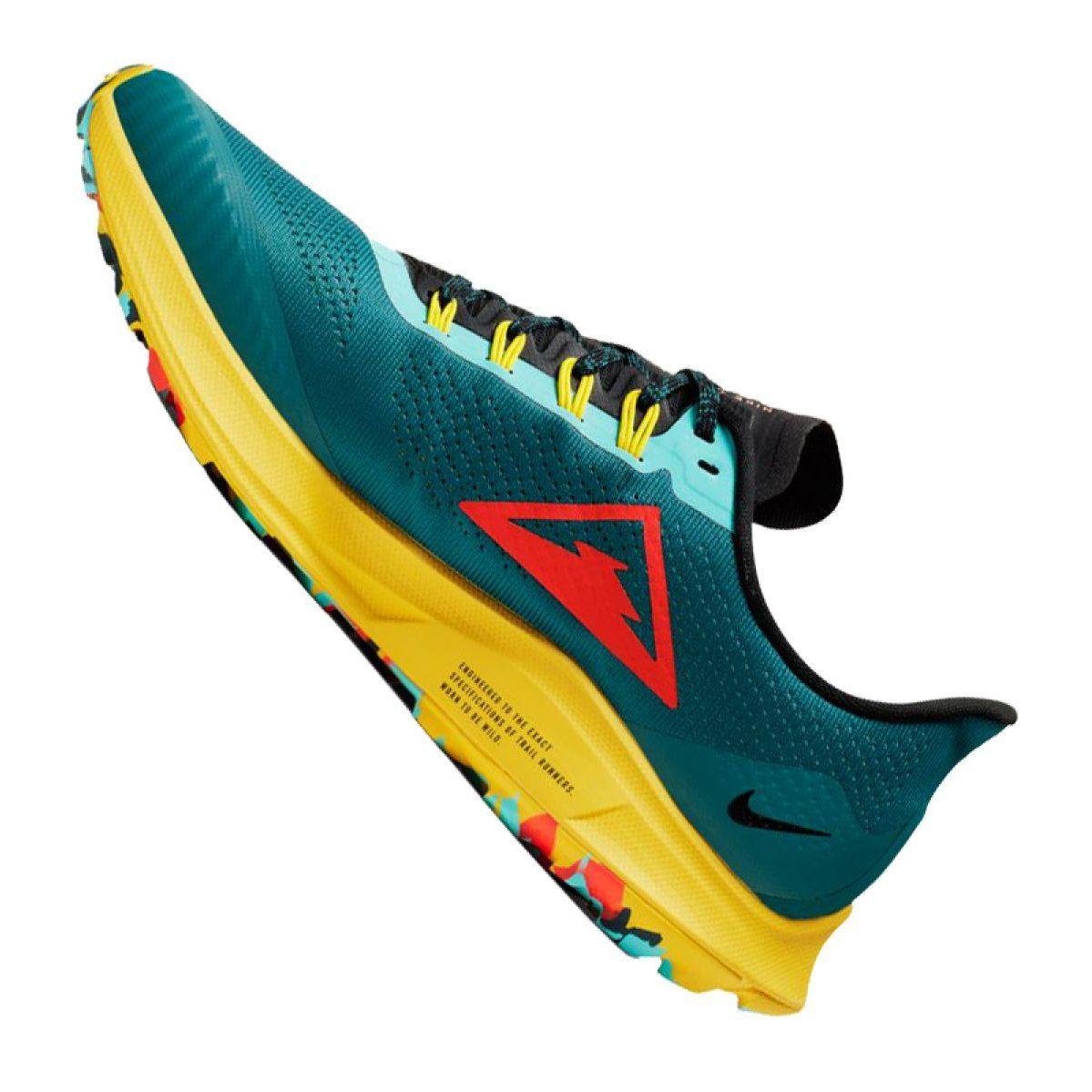 Buty Nike Air Zoom Pegasus 36 Trail M Ar5677 301 Niebieskie Wielokolorowe Nike Air Zoom Pegasus Nike Air Zoom Nike Air