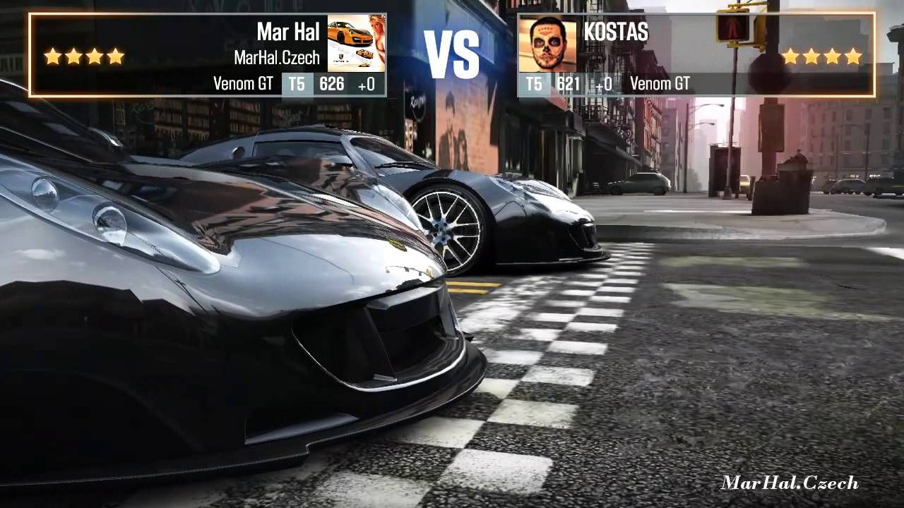HENNESSEY VENOM GT - CSR RACING 2 - ANDROID GAMEPLAY HD | MarHal