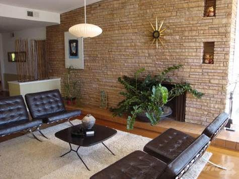 mid century modern fireplaces | Modern Fireplaces | Modern ...