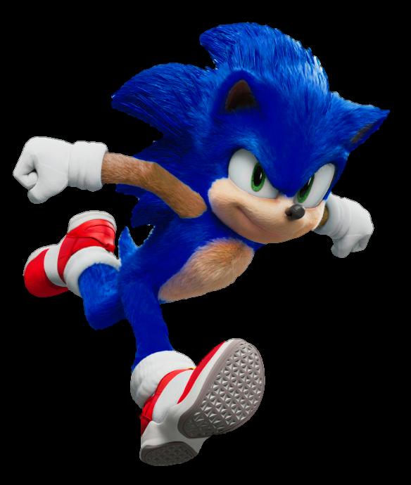 Modern Sonic Movie Render V3 By Sonic29086 On Deviantart Sonic Sonic The Hedgehog Sonic Dash