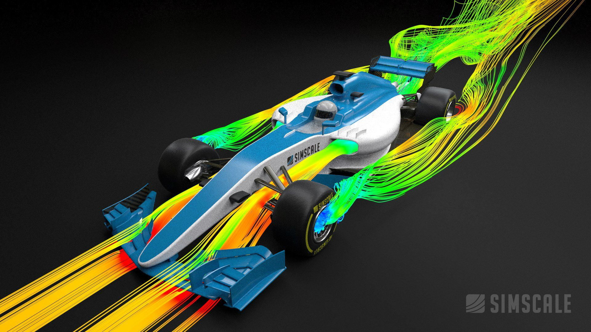 Pin by SimScale on Formula One / F1 | Formula one, Fluid