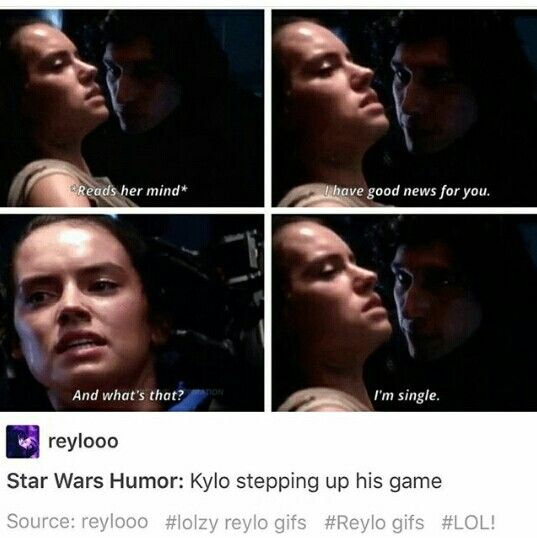rey and kylo relationship memes
