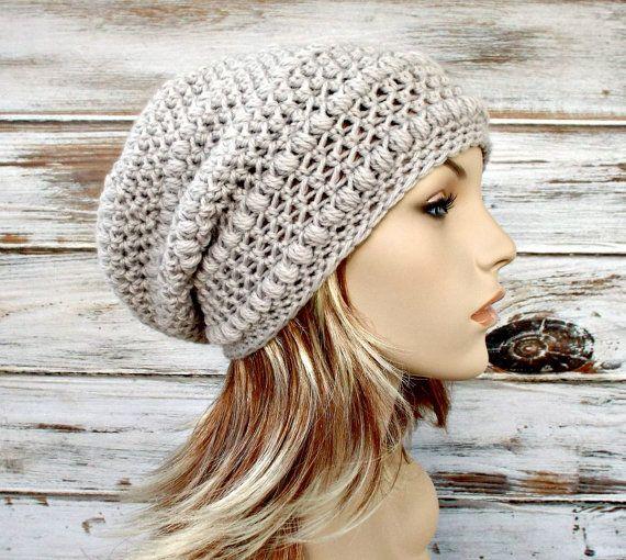 Instant Download Crochet Pattern - Hat Crochet Pattern - Womens ...