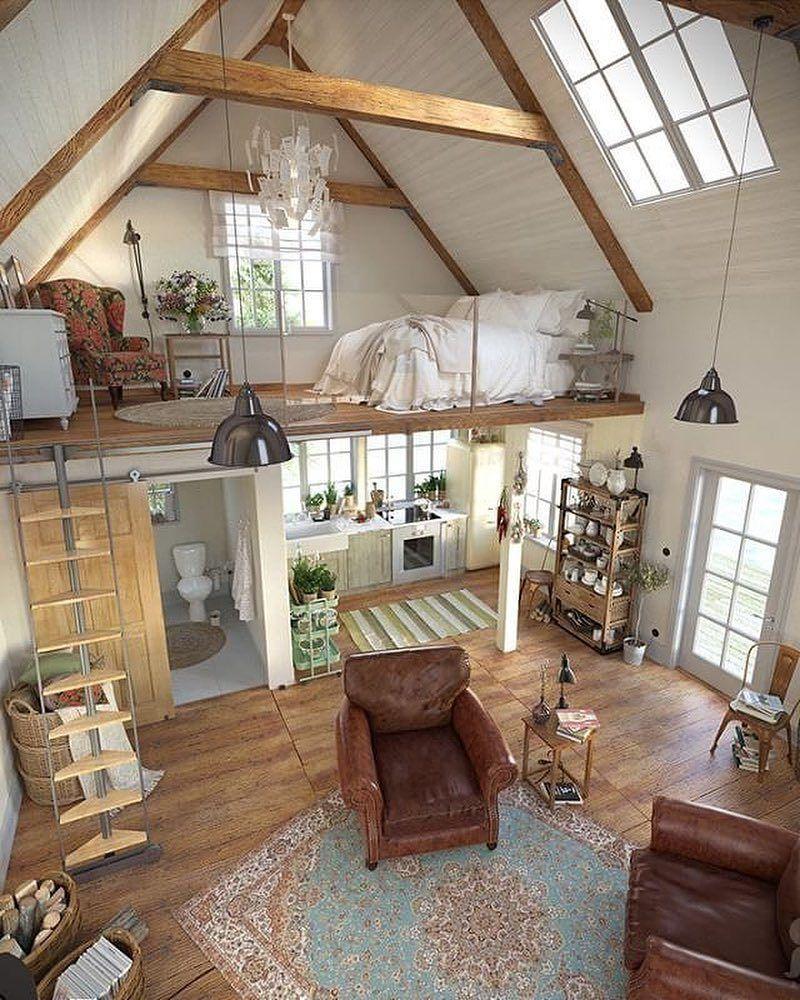 Photo of Une mini maison avec terrasse pour une vie nomade au cœur de la nature
