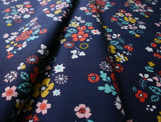 Cloud9 Fabrics Tsuru Blossom Festival