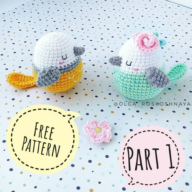 Here is the free amigurumi pattern for a cute spri... - #amigurumi #Cute #Free #Pattern #Spri #spring #crochethooks