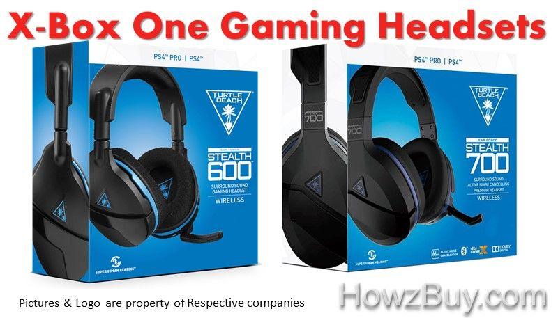 Turtle Beach Stealth 600 Vs 700 Review Comparison Xbox One Gaming Headsets Gaming Headset Turtle Beach Headsets
